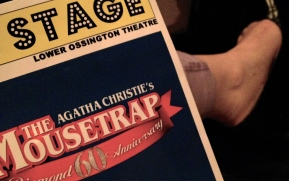 weekend adventures: mousetrap and thesaint
