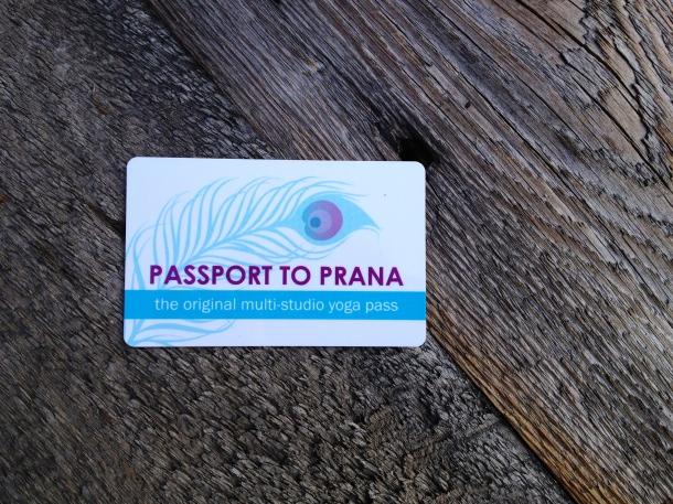 Passport to Prana